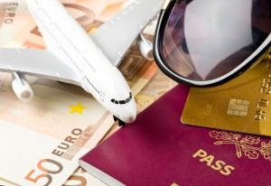 penger på reise
