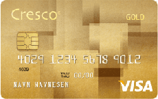 Cresco Card Gold Visa