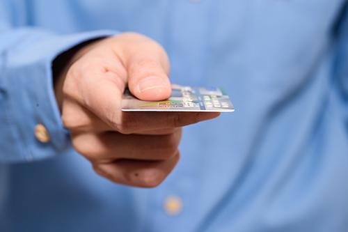 Kredittkort med BankAxept