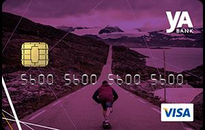 yA Bank Kredittkort - et kort med BankAxept