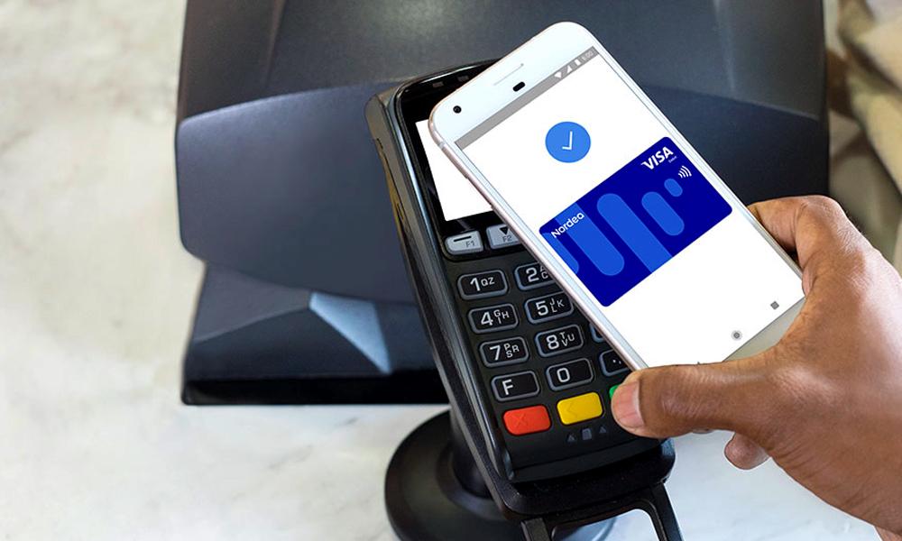 4a8350e3 Google Pay: Slik virker det • Dinero.no