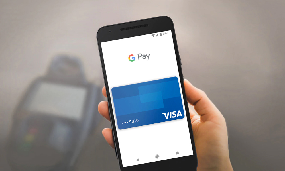 900219fc Disse bankene tilbyr Google Pay • Dinero.no