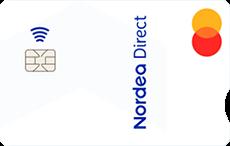Nordea Direct Mastercard kredittkort
