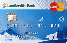 Landkreditt Bank Mastercard kredittkort